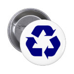Recycle Products & Designs! Pinback Buttons