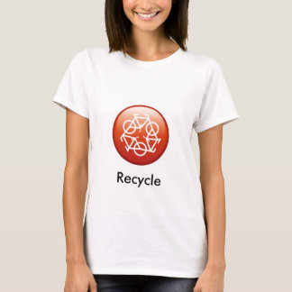 recycle-red T-Shirt