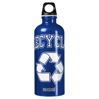 Recycle Reduse Reuse Symbol SIGG Traveller 0.6L Water Bottle