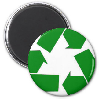 Recycle Refrigerator Magnet