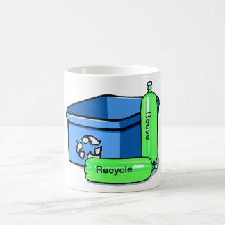 Recycle Reuse Mug