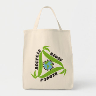 Recycle, Reuse, Reduce Bags