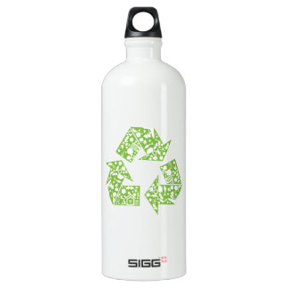 Recycle SIGG Traveller 1.0L Water Bottle