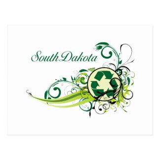 Recycle South Dakota Postcard