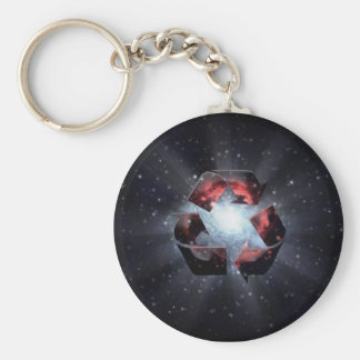 Recycle (space) key ring