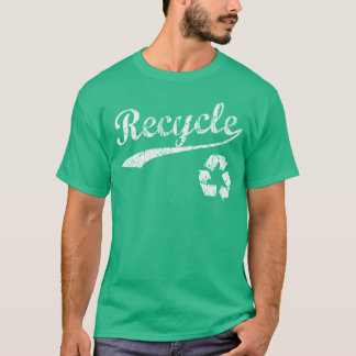 Recycle Sport Style T-Shirt