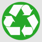 Recycle Sticker