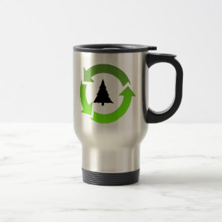 recycle stuff travel mug