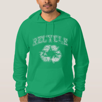 Recycle Symbol Earth Day Hoodie