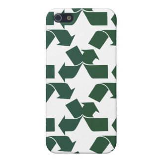 Recycle Symbol iPhone 5 Cover