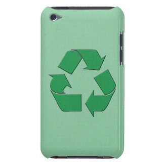 RECYCLE SYMBOL iPod Case-Mate CASES