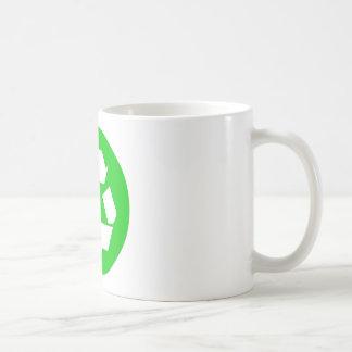 Recycle Symbol - Reduce Reuse Recycle Coffee Mug