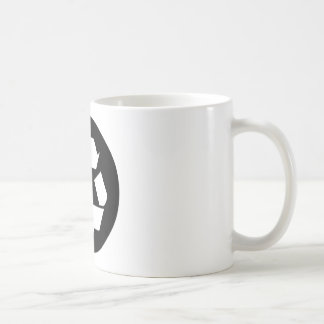 Recycle Symbol - Reduce, Reuse, Recycle Mugs