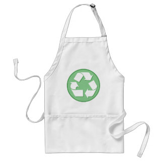 Recycle Symbol Standard Apron