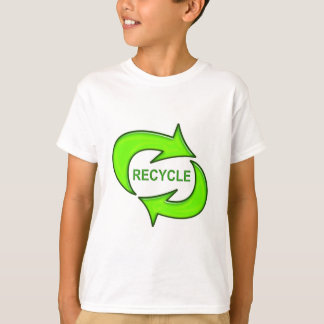 Recycle Symbol Tee Shirt