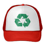 Recycle T-Shirts For Earth Day Cap