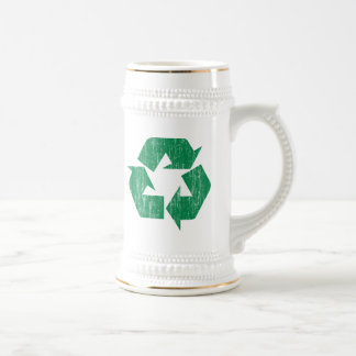 Recycle T-Shirts For Earth Day Coffee Mugs