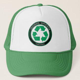 Recycle Tanzania Trucker Hat