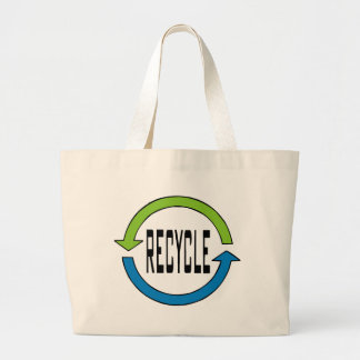 Recycle totebag large tote bag