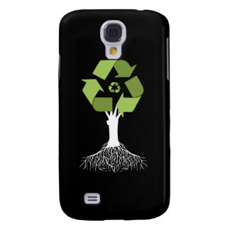 RECYCLE TREE SAMSUNG GALAXY S4 COVERS