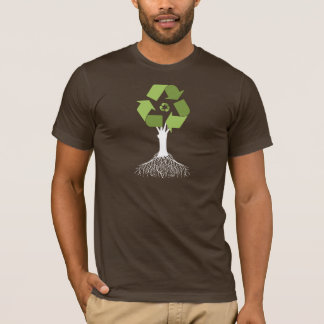 RECYCLE TREE T-SHIRT