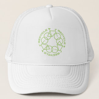 Recycle Trucker Hat 2