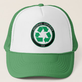 Recycle USA Trucker Hat