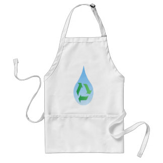 Recycle Water Apron