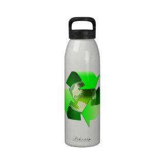 Recycle Reusable Water Bottles