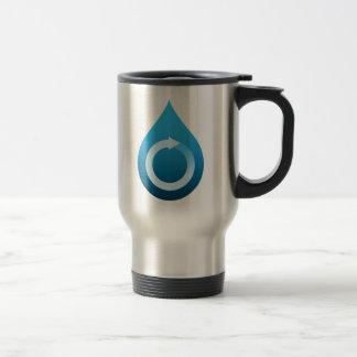 Recycle water mug