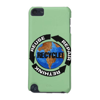 Recycle World iPod Touch 5G Cover