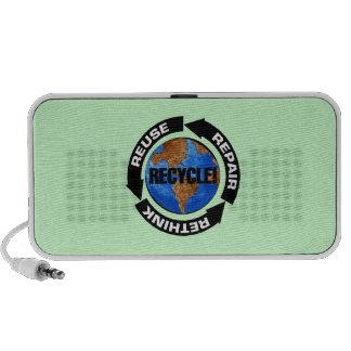 Recycle World iPhone Speaker