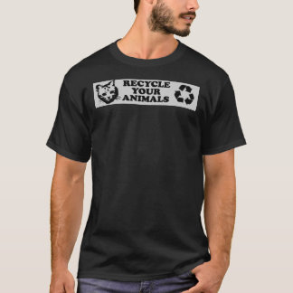 recycle-your-animals T-Shirt