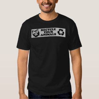 recycle-your-animals tees