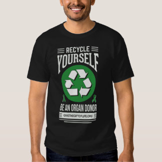 Recycle Yourself Men's T-Shirt