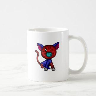 Recycled Kitty Coffee Mug