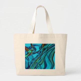 Recycled Smoke  (1) Large Tote Bag