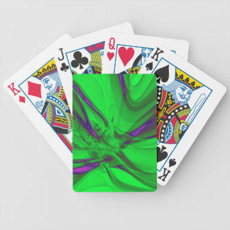 Recycled Smoke  (3) Bicycle Playing Cards