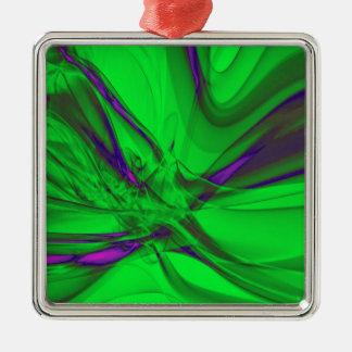 Recycled Smoke  (3) Christmas Ornament