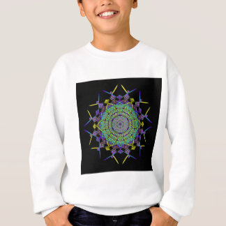 Recycled Smoke Art (6) Sweatshirt