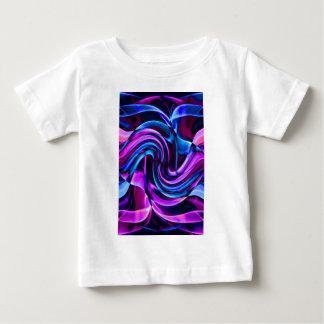 Recycled Smoke Art Design Baby T-Shirt