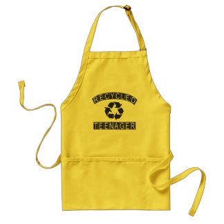 Recycled Teenager Adult Apron