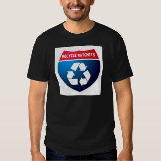 RecycleRatchets.jpeg T-shirt