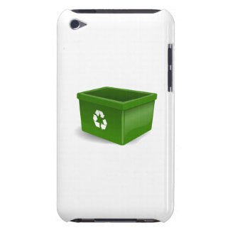 Recycling Bin iPod Touch Case