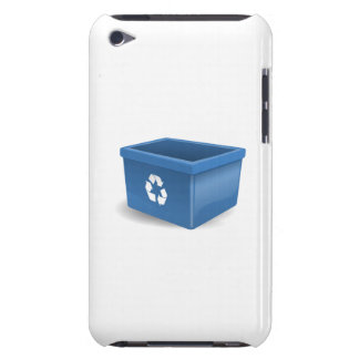 Recycling Bin Barely There iPod Covers