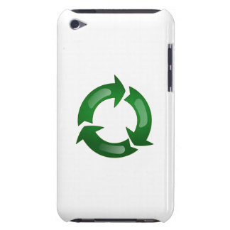 Recycling Barely There iPod Cases
