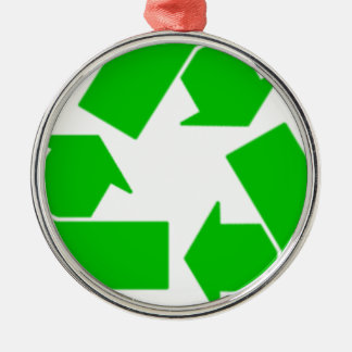 Recycling Christmas Ornament