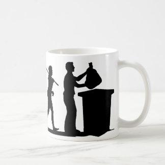 Recycling Coffee Mug