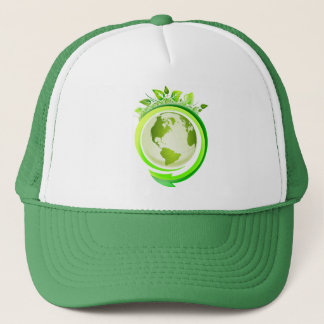 RECYCLING (ECO) Trucker Hat