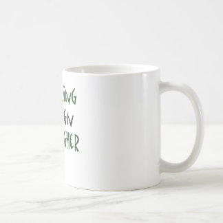Recycling Is A Sign Of A Higher IQ Coffee Mugs